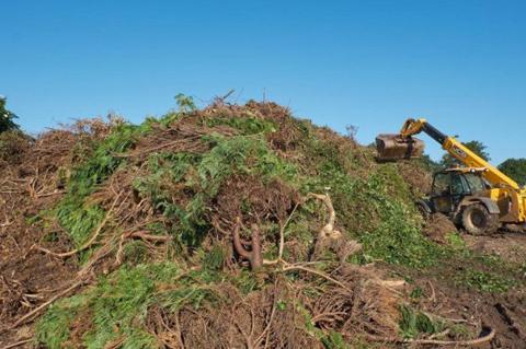 NESL Green Waste Composting