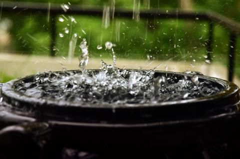 NESL Rainwater Harvesting