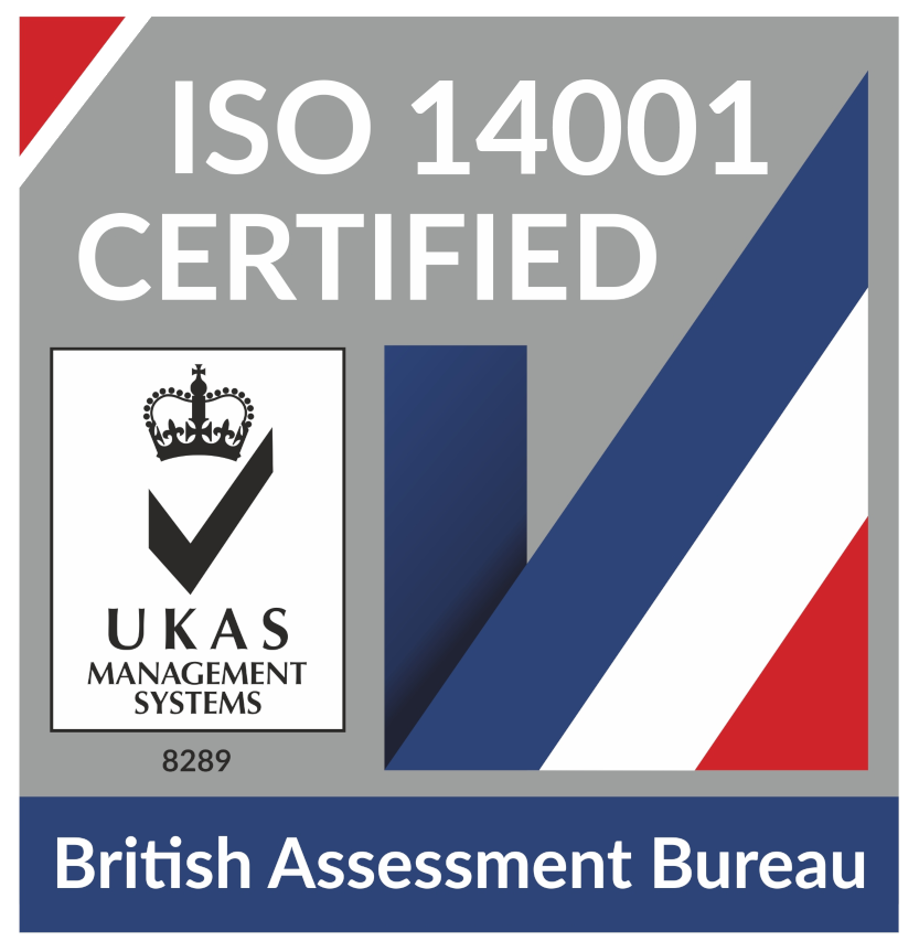 ISO-14001-certified