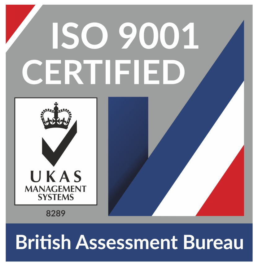 ISO-9001-certified
